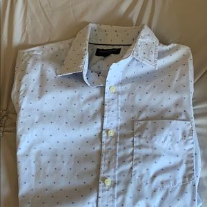 Banana Republic button down dress shirt